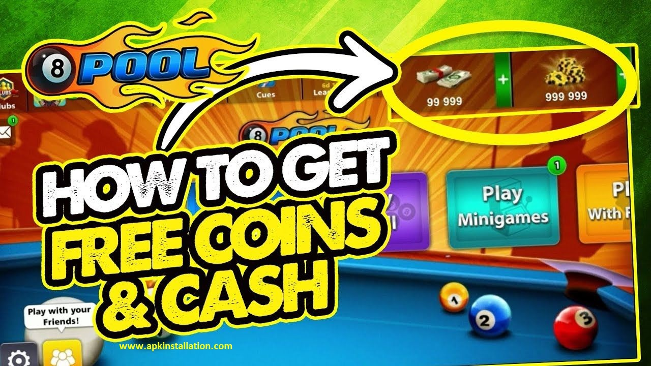 8 BALL POOL GAME NODDED APK FREE DOWNLOAD