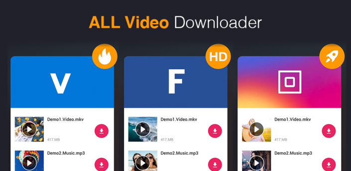 Video Downloader Modded APK