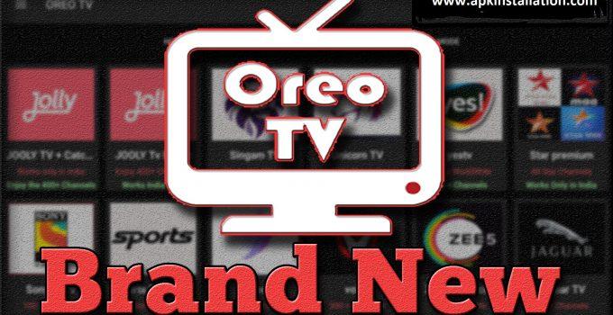 OREO TV MODDED APK FREE DOWNLOAD