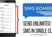SMS Bomber Modded apk