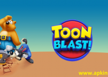 TOON BLAST GAME MODDED APK FREE DOWNLOAD