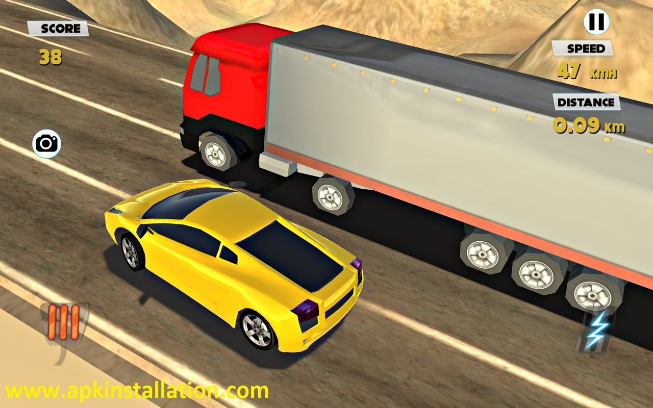TRAFFIC RACER GAME FREE DOWNLOAD