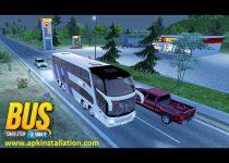 BUS SIMULATOR GAME MODDED APK FREE DOWNLOAD