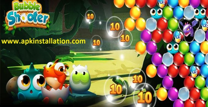 BUBBLE SHOOTER GAME FREE DOWNLOAD