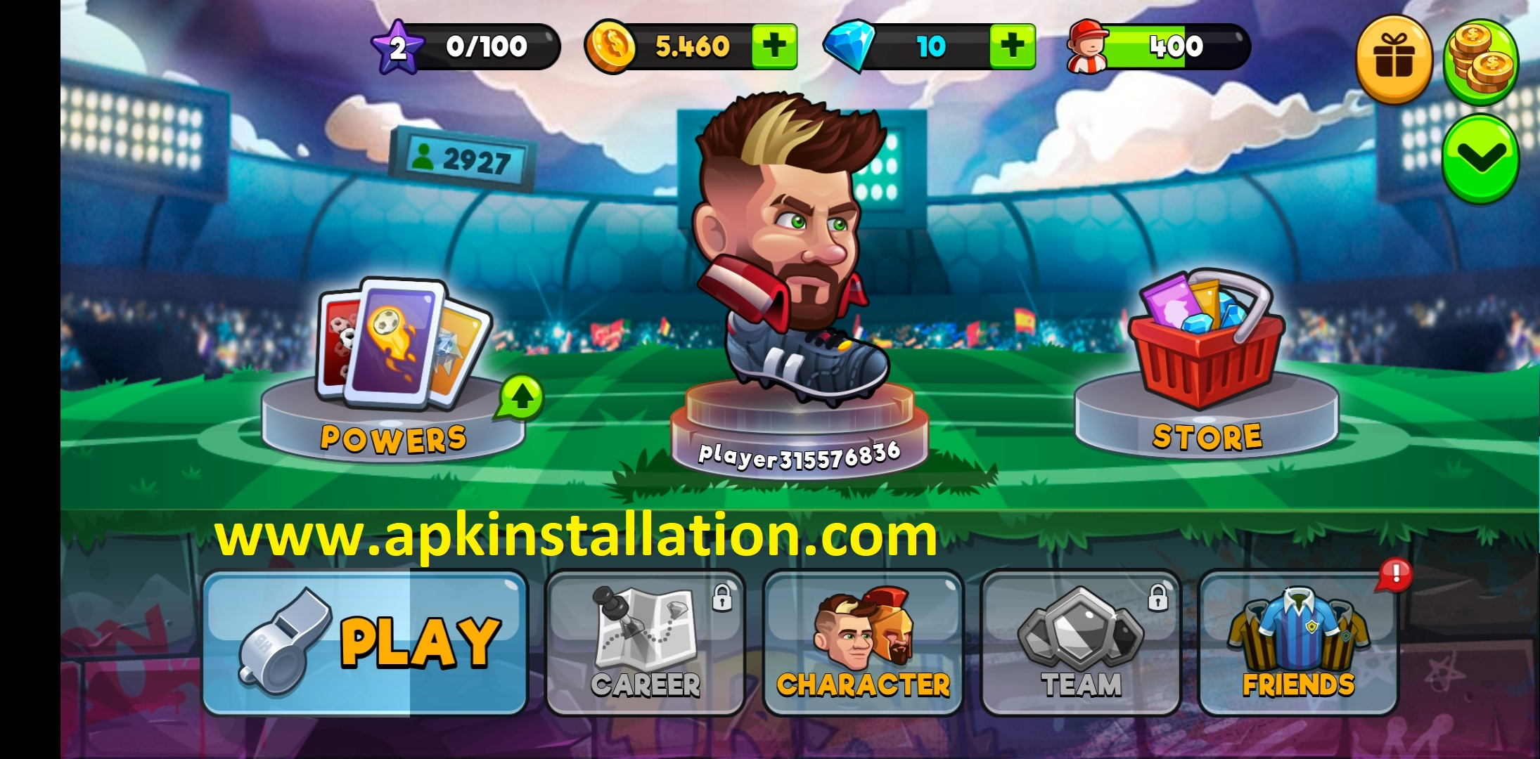 HEAD BALL 2 GAME FREE DOWNLOAD