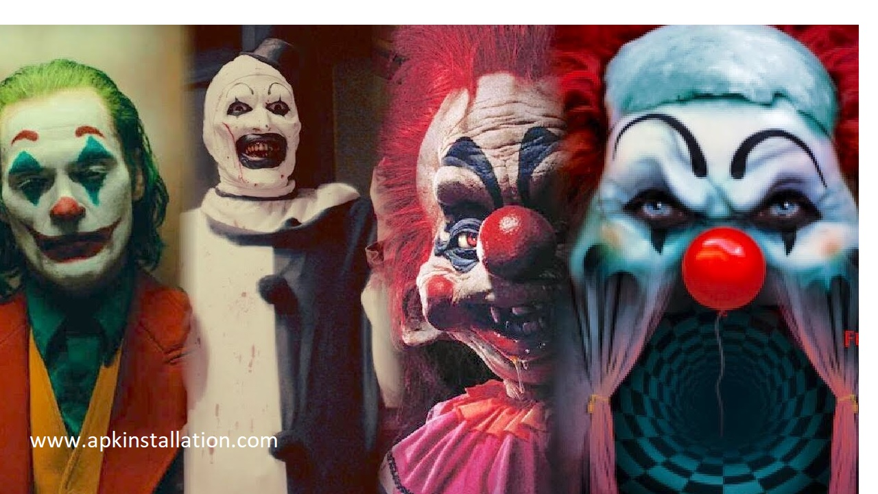HORROR CLOWN GAME FREE DOWNLOAD