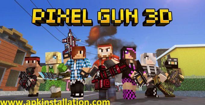 PIXEL GUN 3D GAME FREE DOWNLOAD