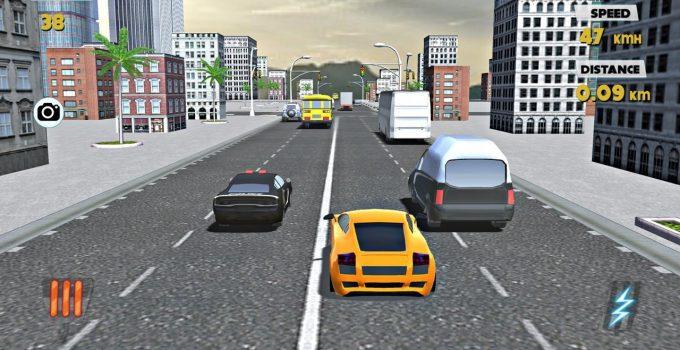 TRAFFIC RACER GAME FREE DOWNLOAD