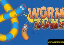 WORM ZONE GAME MODDED APK FREE DOWNLOAD