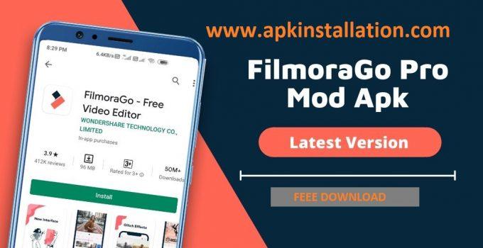FilmoraGo Mod APK Free Download