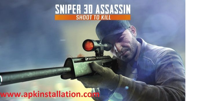 Download Sniper 3D Mode Apk Free Download