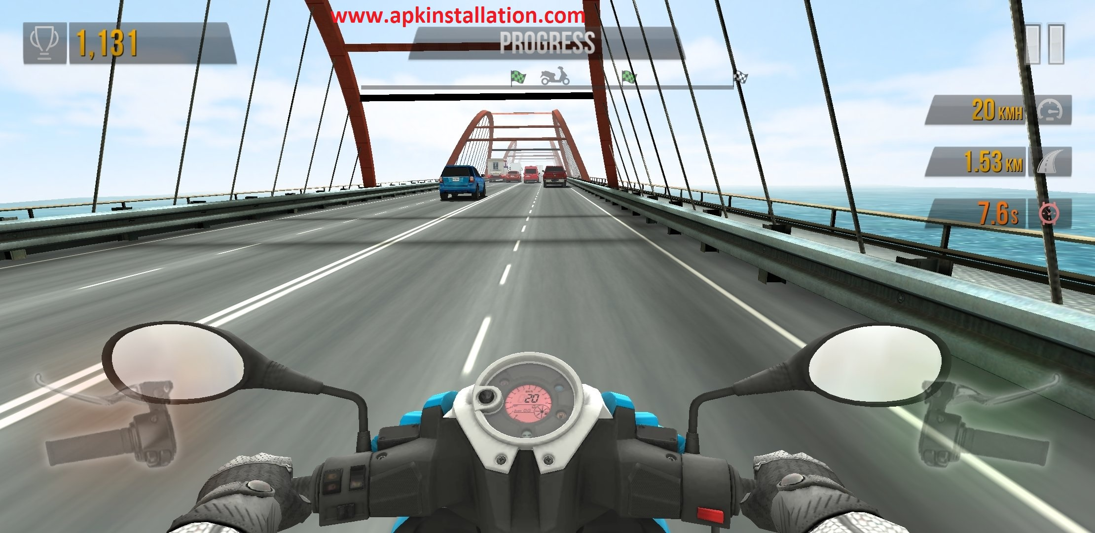 Traffic Rider Mod APK Free Download