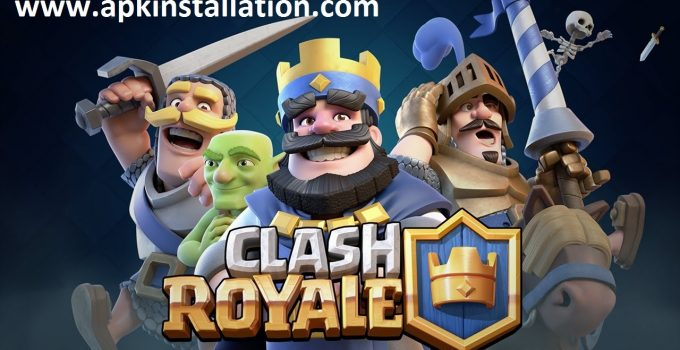 Download Clash Royale Mod APK For Android