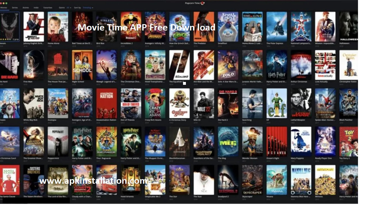 Movies Time App Free Download