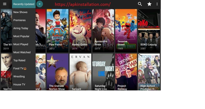 cYBERFLIX TV APK FREE DOWNLOAD
