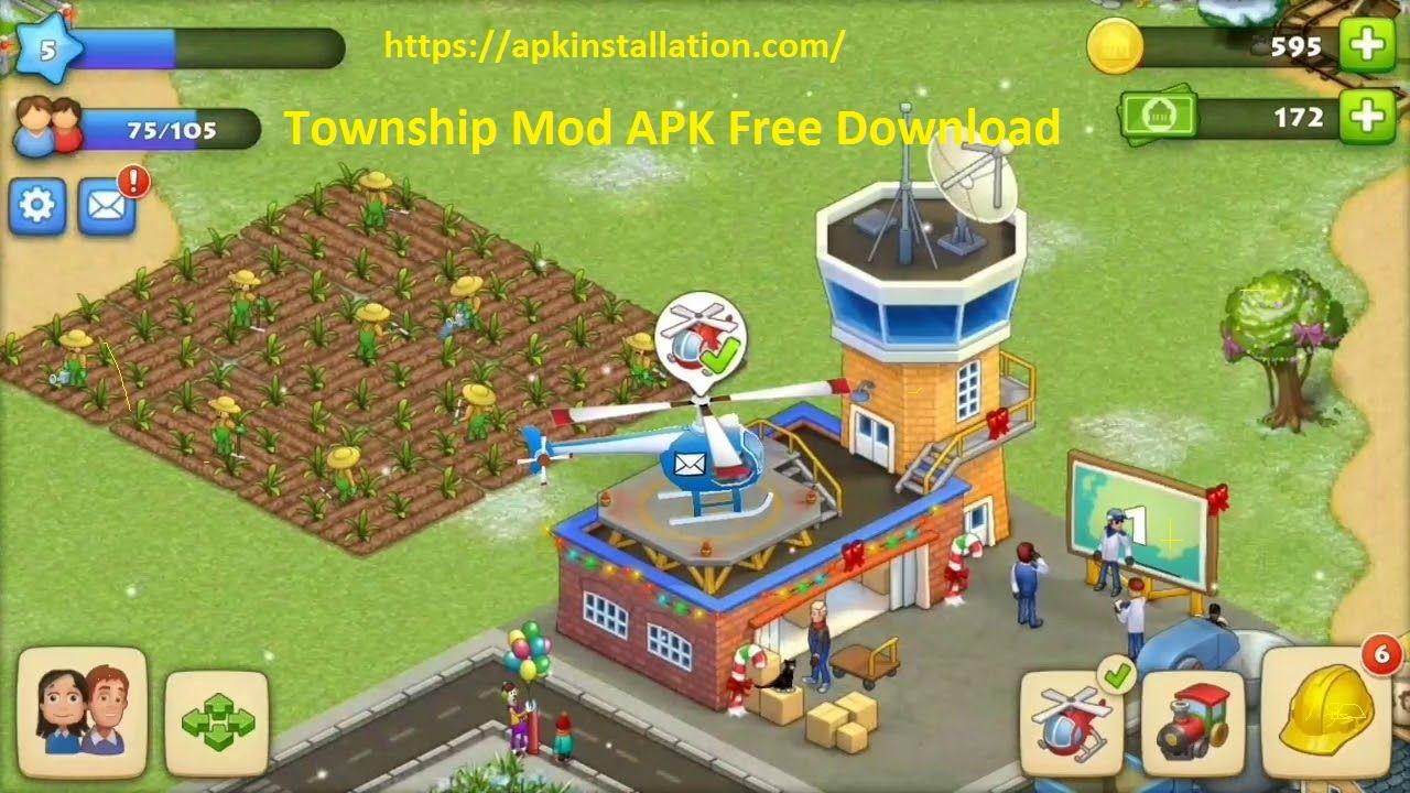Township Mod APK