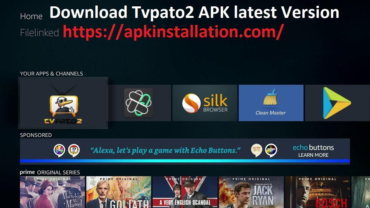 Download Tvpato2 APK latest Version