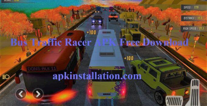 bus traffic racer APK Download Latest V(2021)
