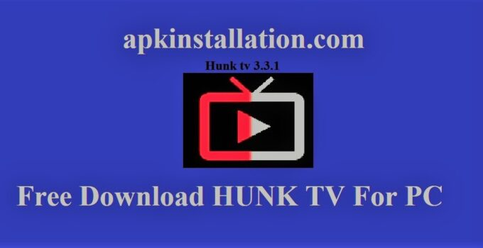 hunk tv for pc