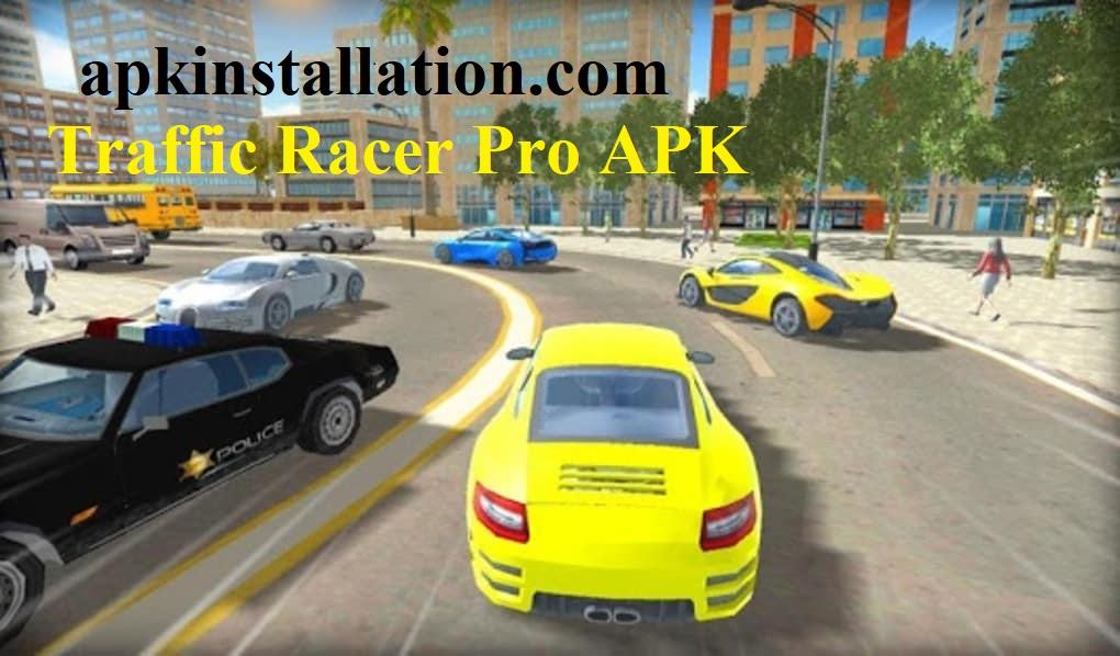 traffic racer pro apkEXTREME