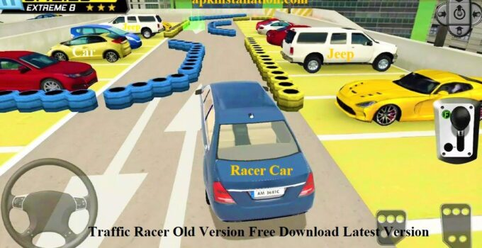 Traffic Racer Old Versions For Android