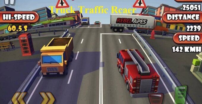 Truck Traffic Racer APK Download (2021)