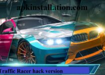 Traffic Racer Hack version