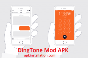 Free Download Dingtone Mod APK