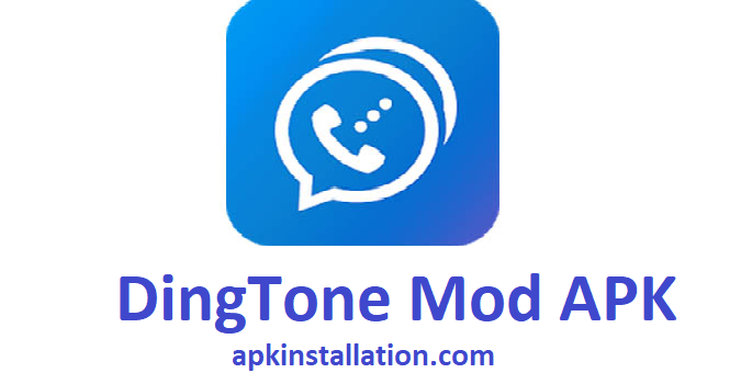 Free call to your friends are easy now so download dingtone mod apk